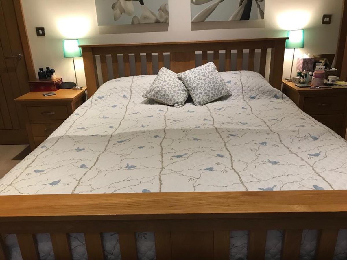 How Big Is A Super King Bed Super King Size Bed Frame