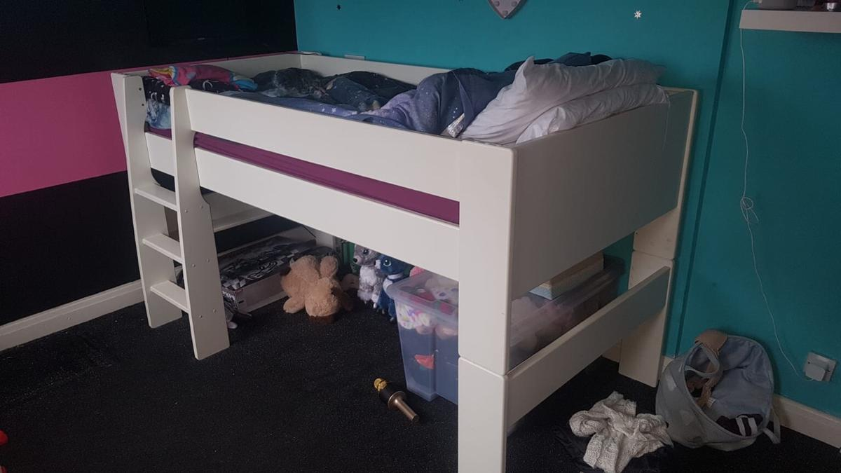 Steens For Kids Steens For Kids Midsleeper Cabin Bed In Oldham For 75 00 For Sale