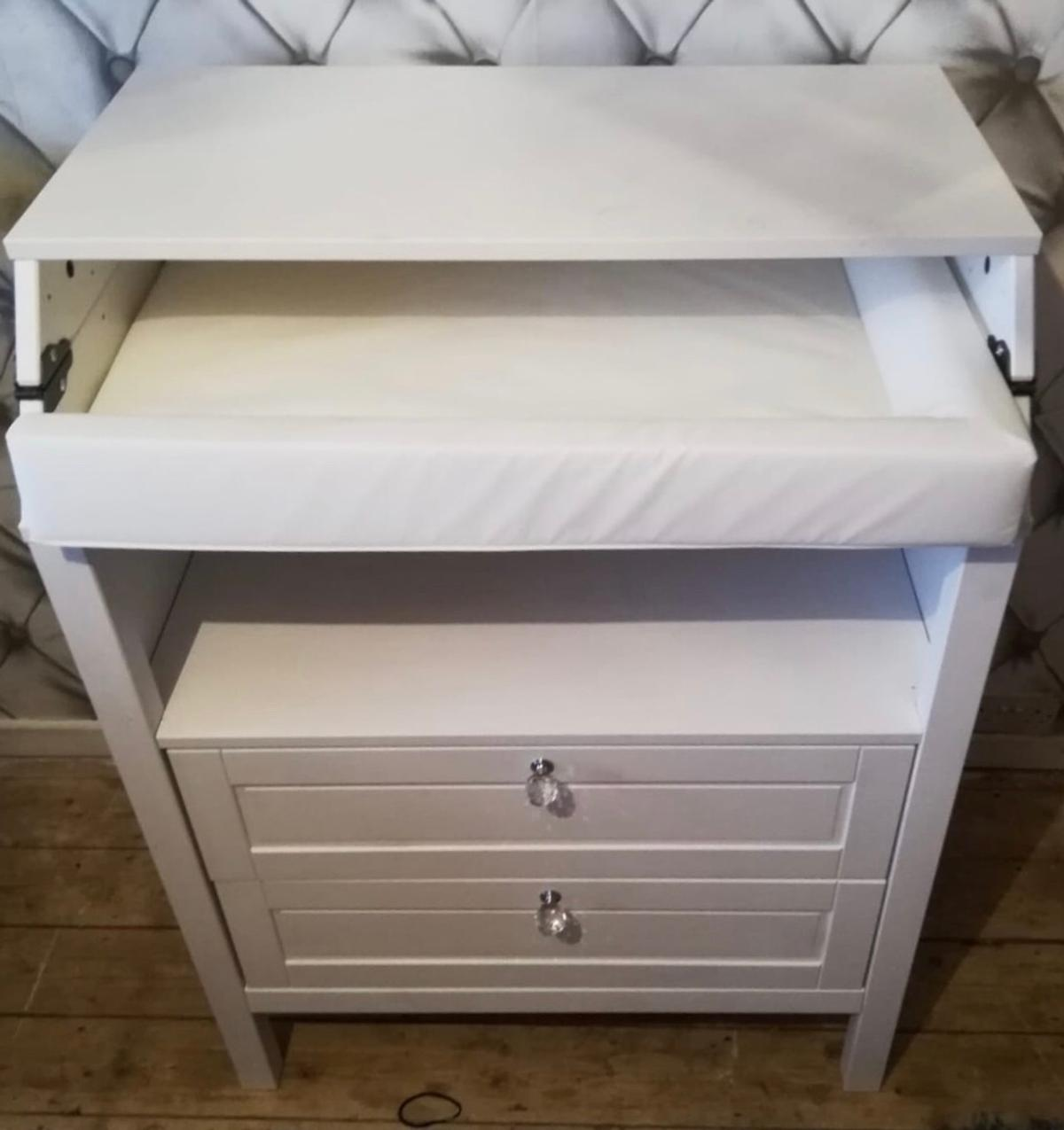 Changing Table Chest Of Drawers Ikea Sundvik Changing Table Chest Of Drawers In B37 Solihull For