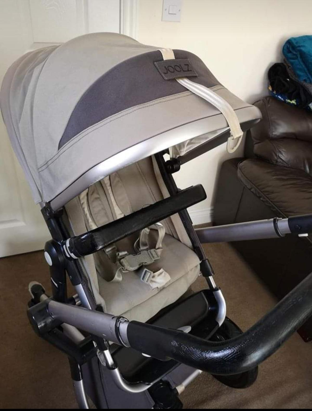 Joolz Pram Mothercare Joolz Day Earth Expedition Travel System In Rg24