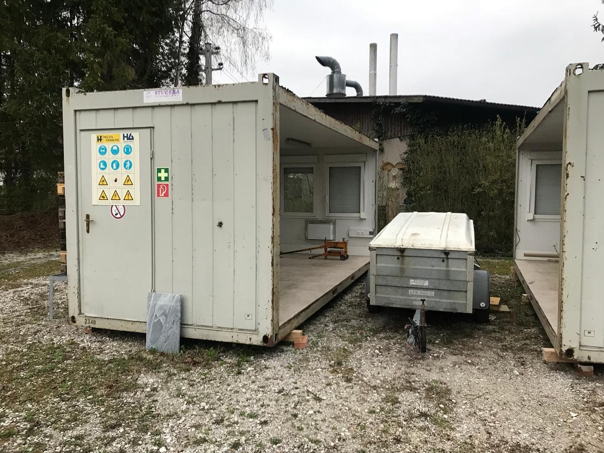 Was Kostet Ein Container Haus Büro Container In 4655 Vorchdorf For €1.00 For Sale | Shpock