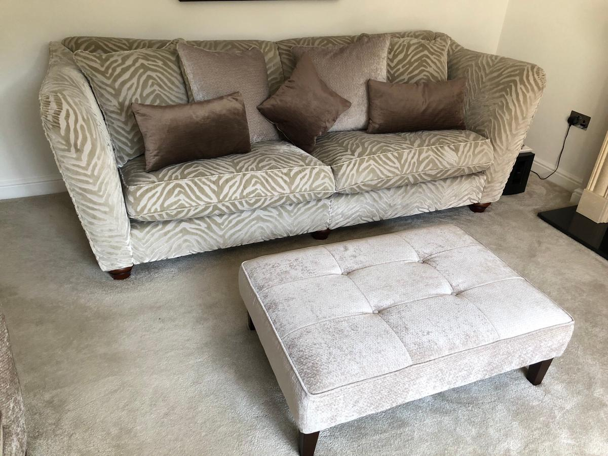 Ex Display Sofa Ex Display Furniture Village Sofa Chairs In Wigan For 1 799 00