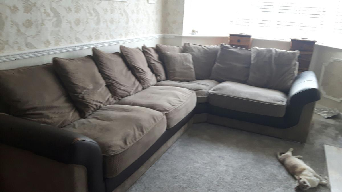 Sofology Sale Free Corner Sofa From Sofology In Coventry For Free For Sale Shpock