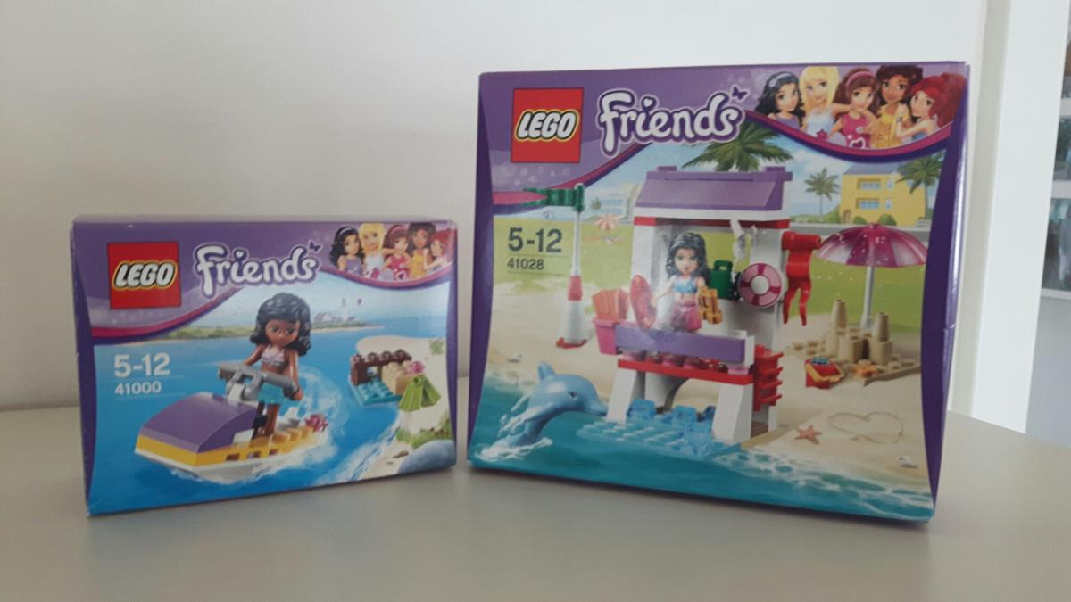 Lego Friends Badezimmer Logo Friends Strandhaus Mit Strandstation In 76751 Jockgrim Für 20