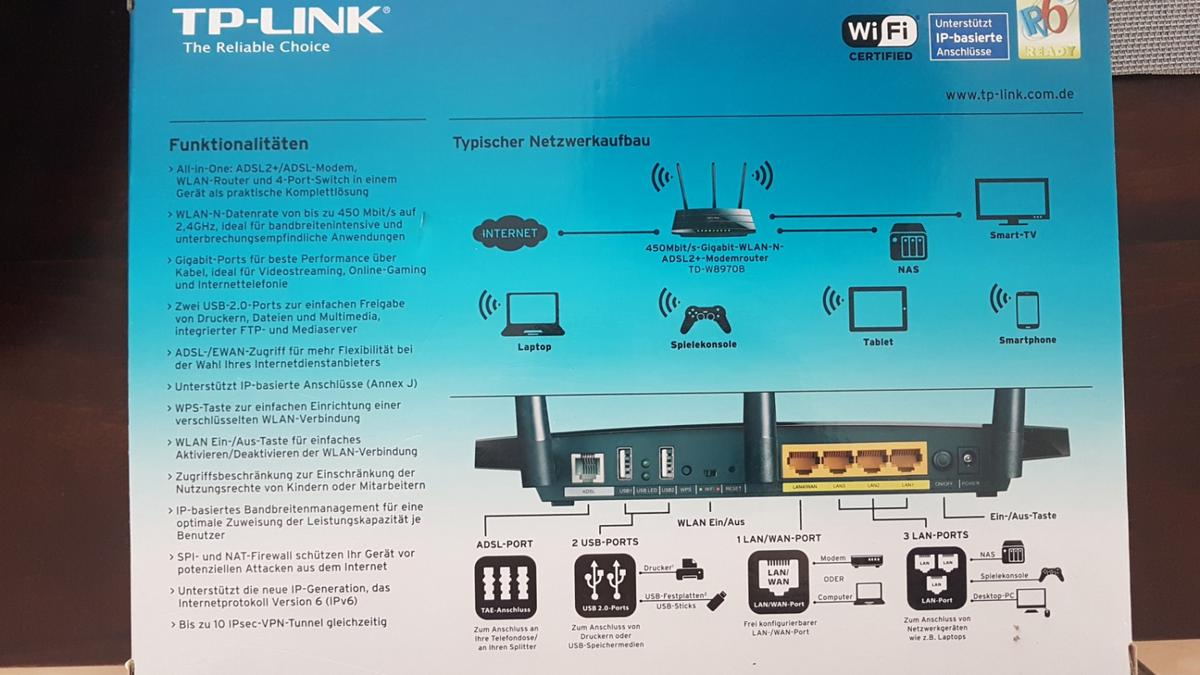 Tp Link Router In 07184 Calvià For 8 00 For Sale Shpock
