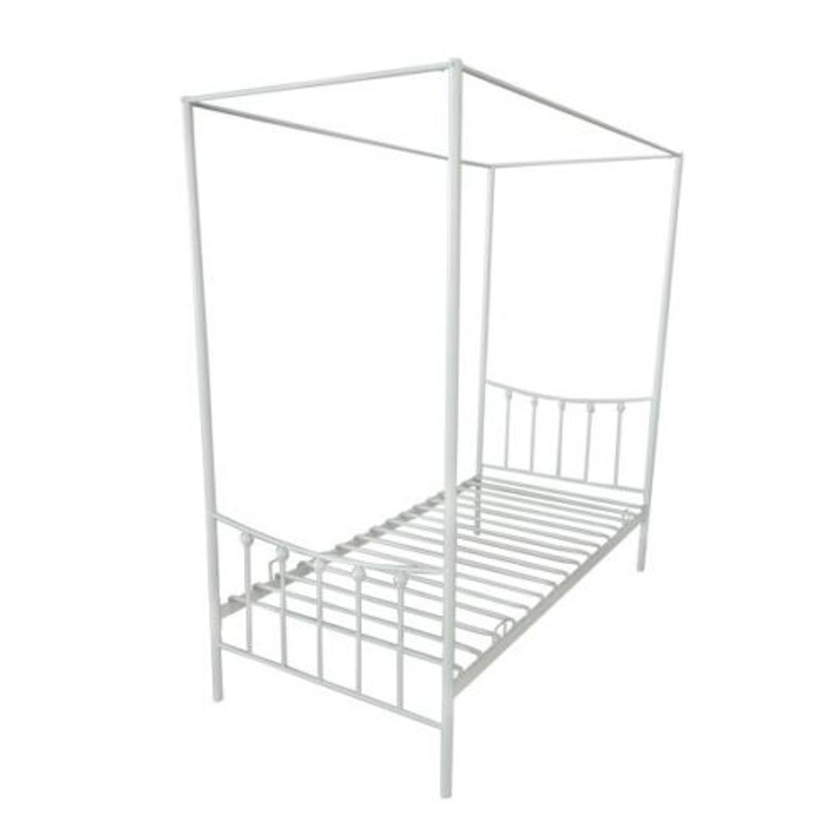 Single Four Poster Bed 4 Poster Single Bed Frame