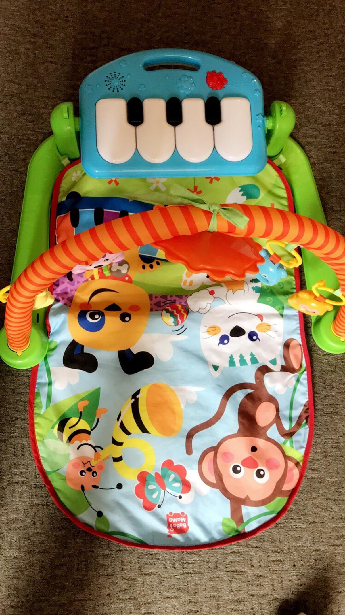 How To Play Newborn On Piano Newborn Toddler Piano Music Play Mat In B15 Birmingham For