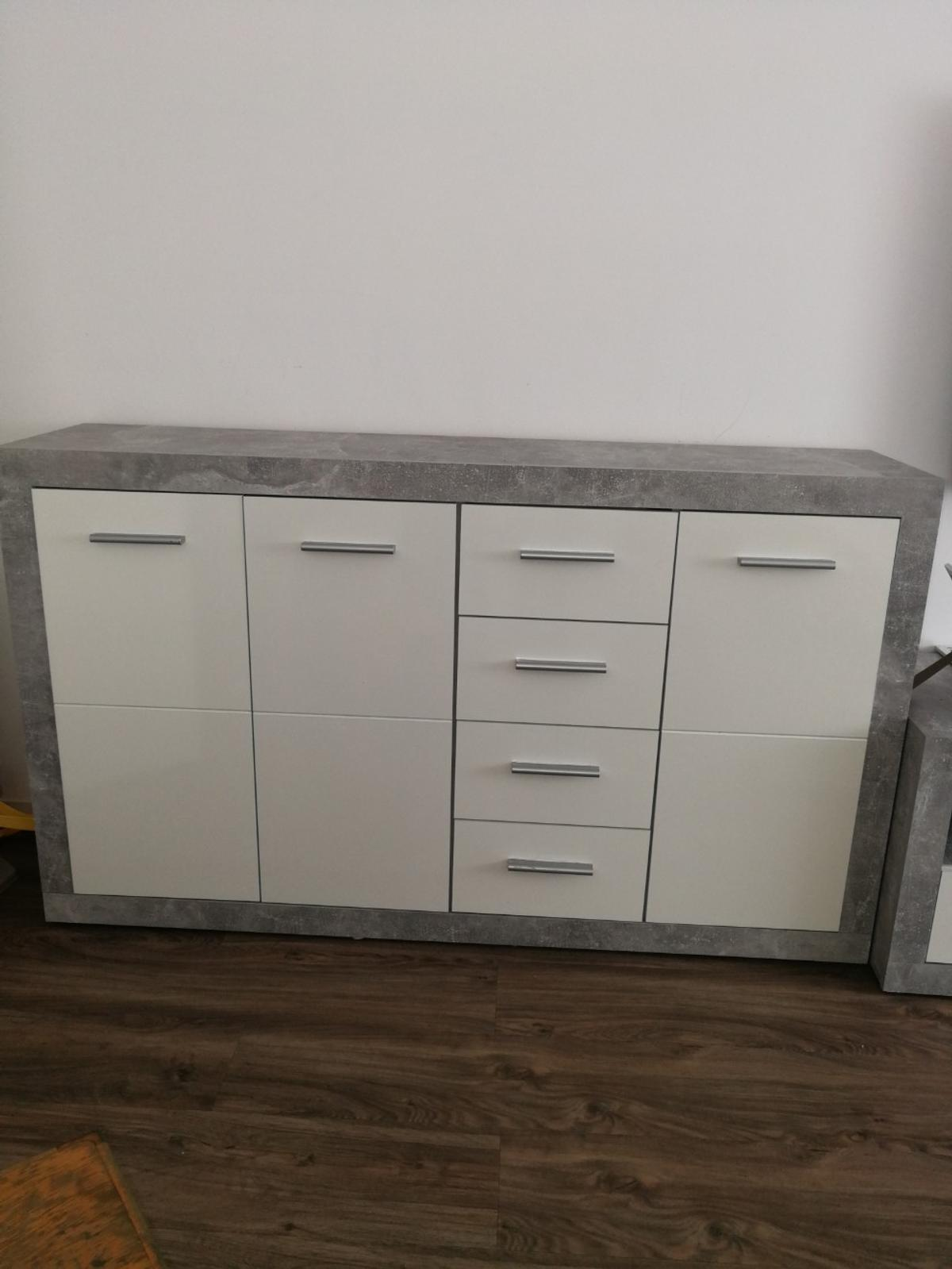 Highboard Tv Tv Schrank Und Highboard