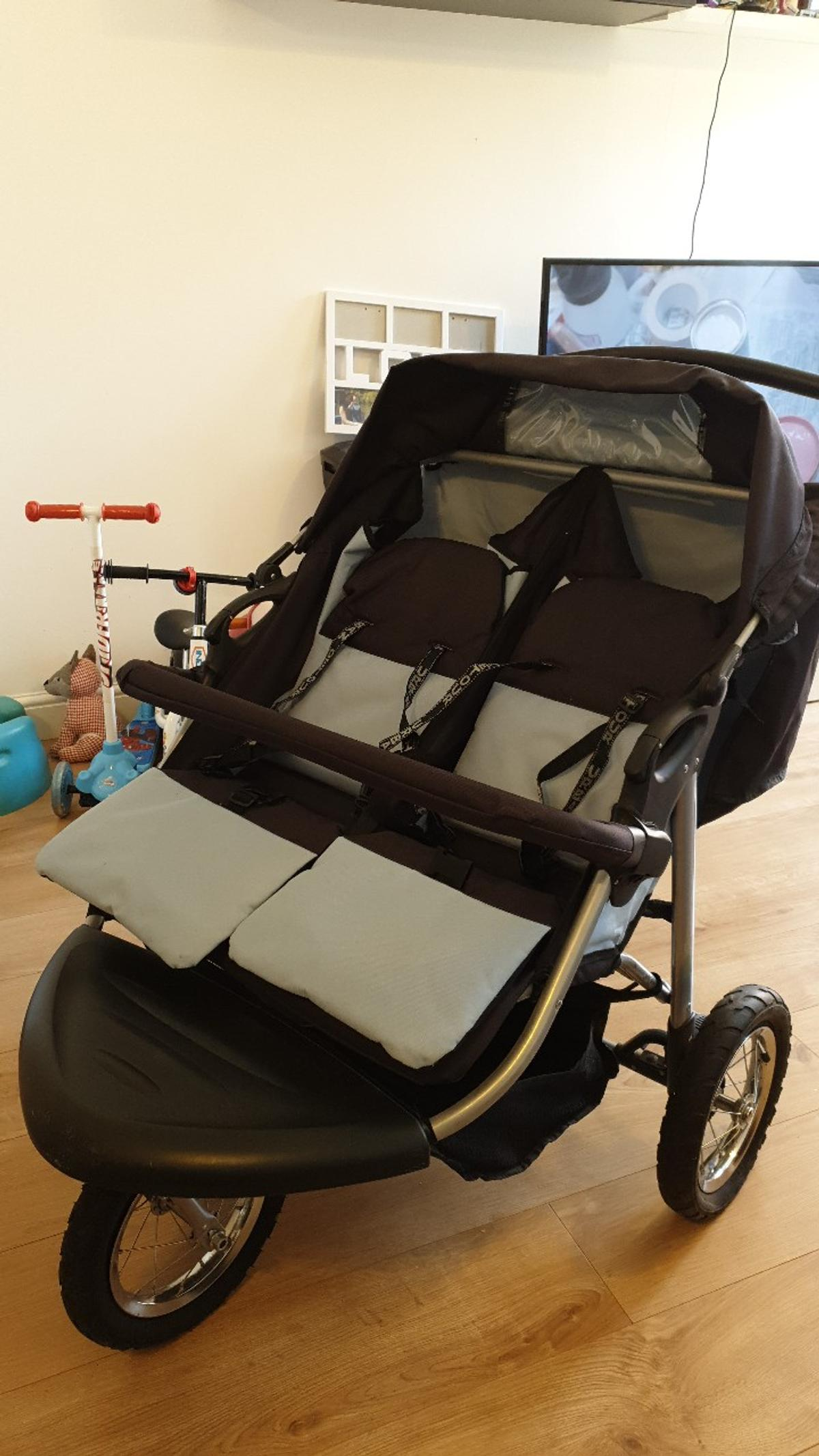 Double Buggy In Sale Urban Detour Double Buggy