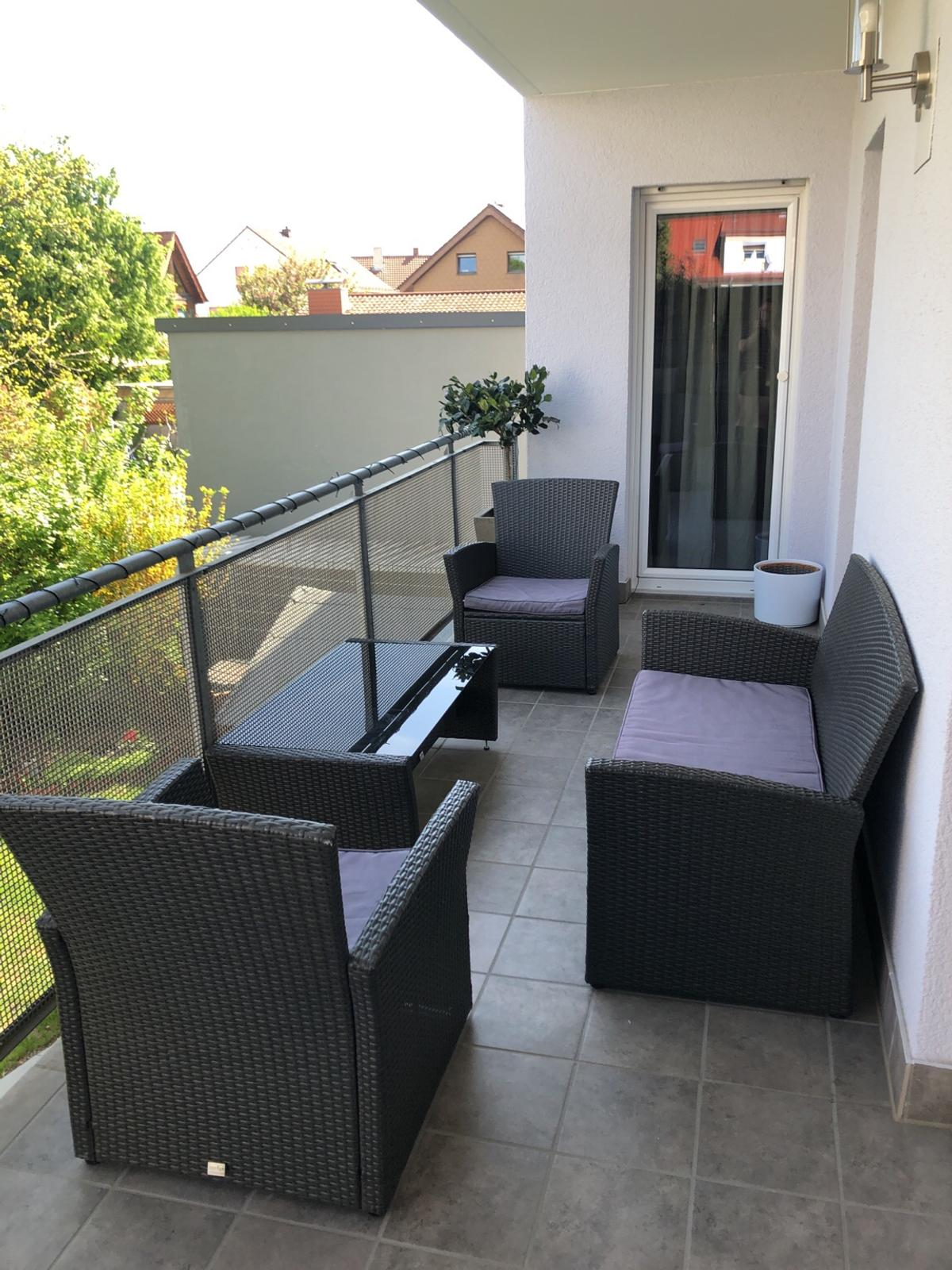 Balkon Lounge Set Balkon Lounge Set In 69214 Eppelheim For 120 00 For Sale Shpock