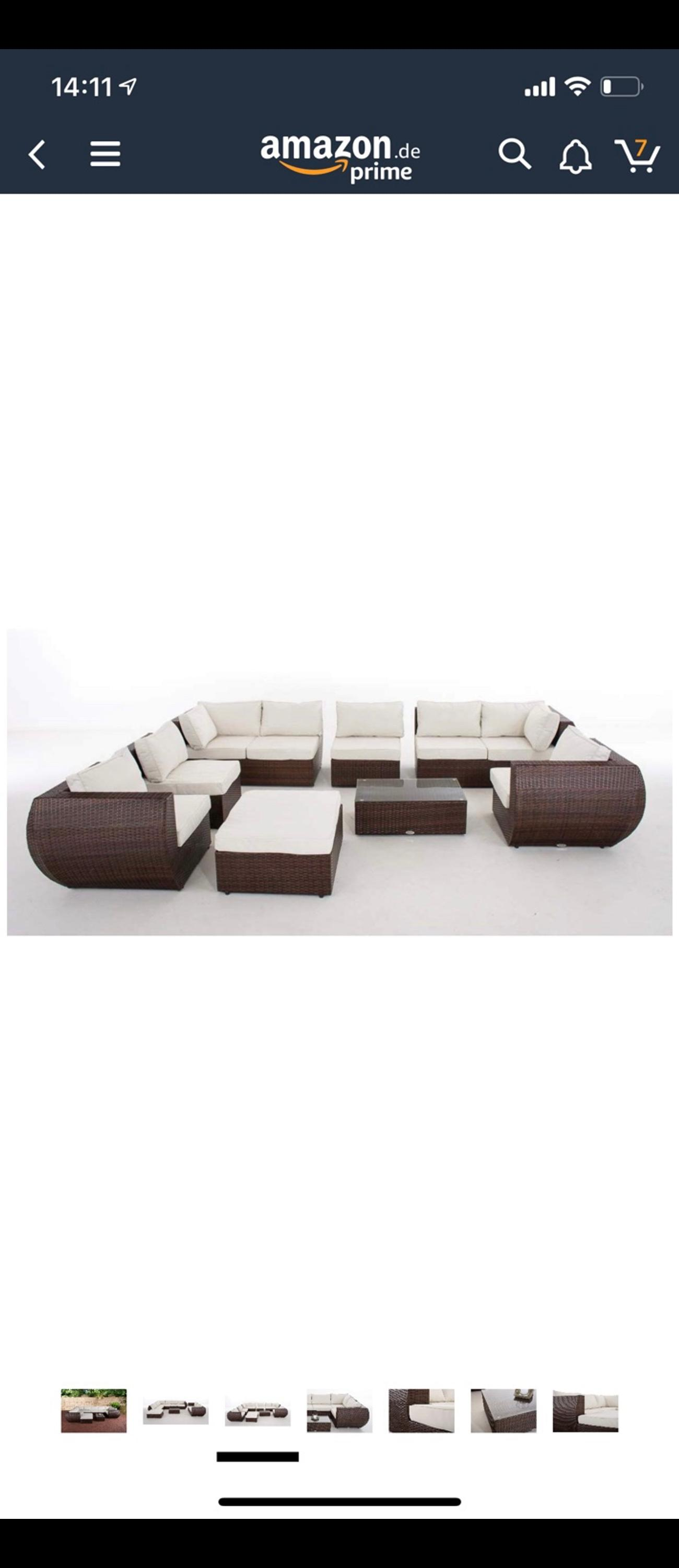 Rattanmöbel 24 Rattan Chill Out Lounge Xxl In 8970 Schladming For 599 00 For