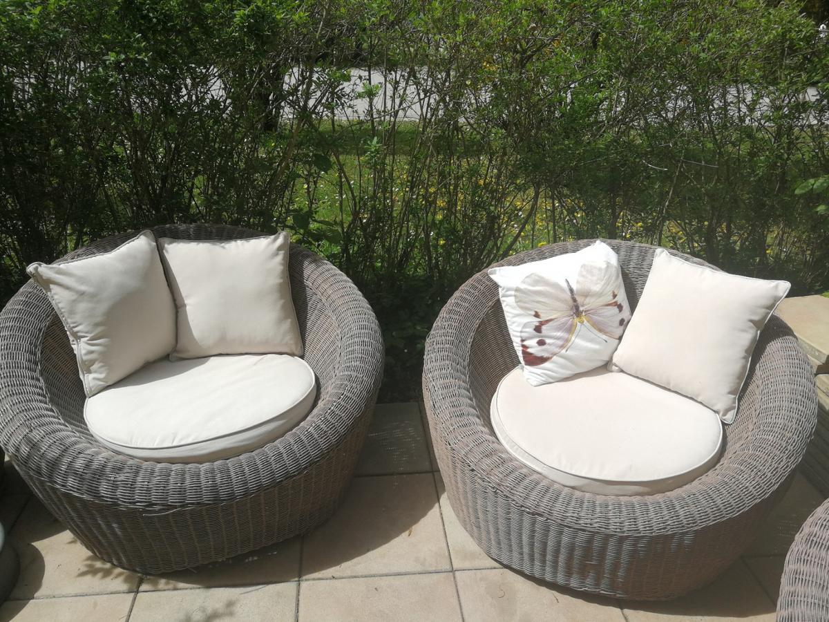 Gartenmöbel Polyrattan In 85774 Unterföhring For 350 00 For Sale Shpock