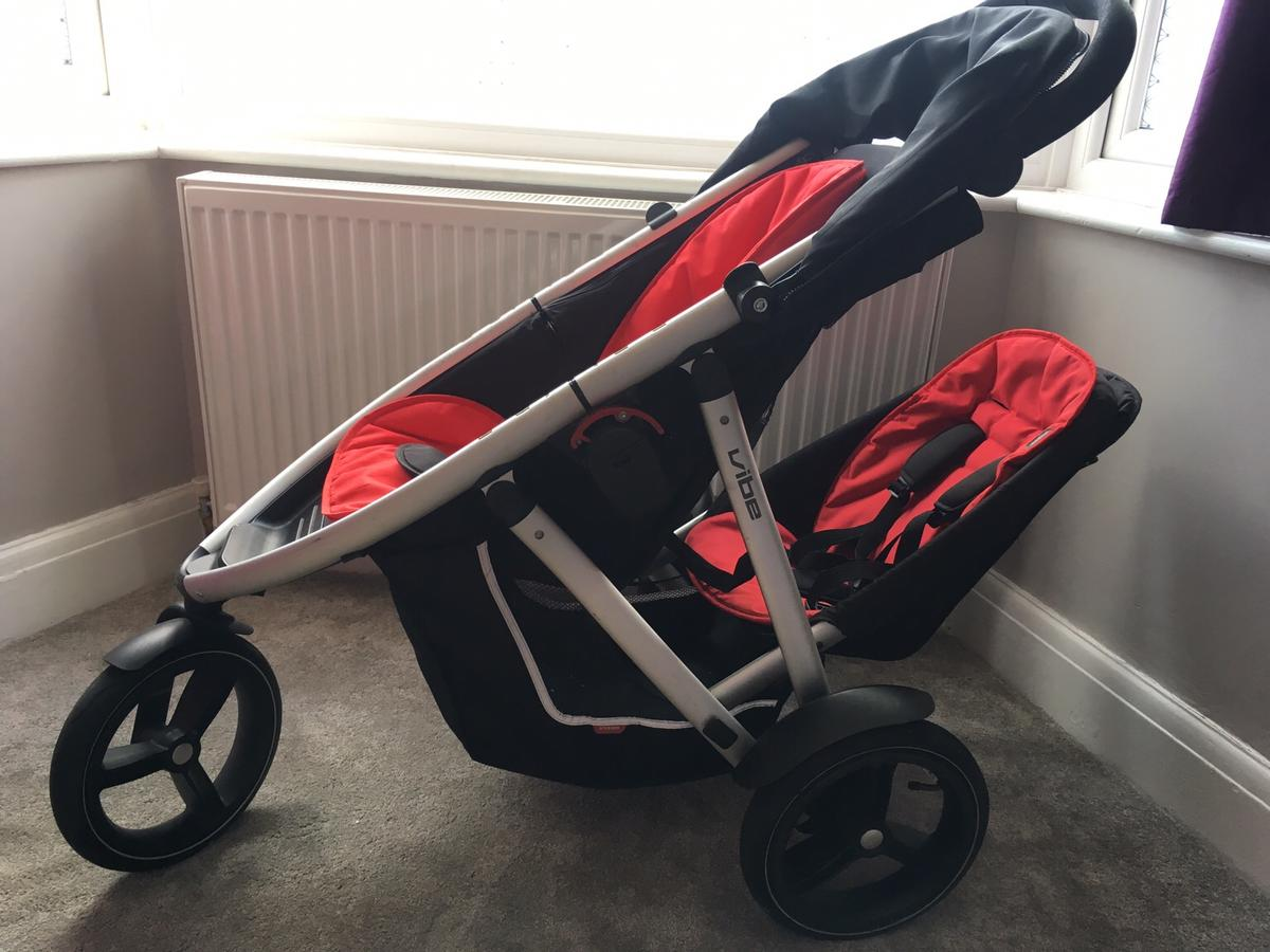 Phil And Teds Double Buggy Vibe Phil Teds Vibe Double Buggy In E17 London Borough Of