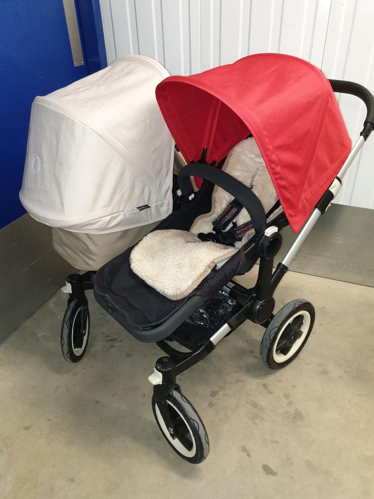 Double Pushchair Bugaboo Bugaboo Donkey Double Pushchair In Sw19 Merton For 350 00