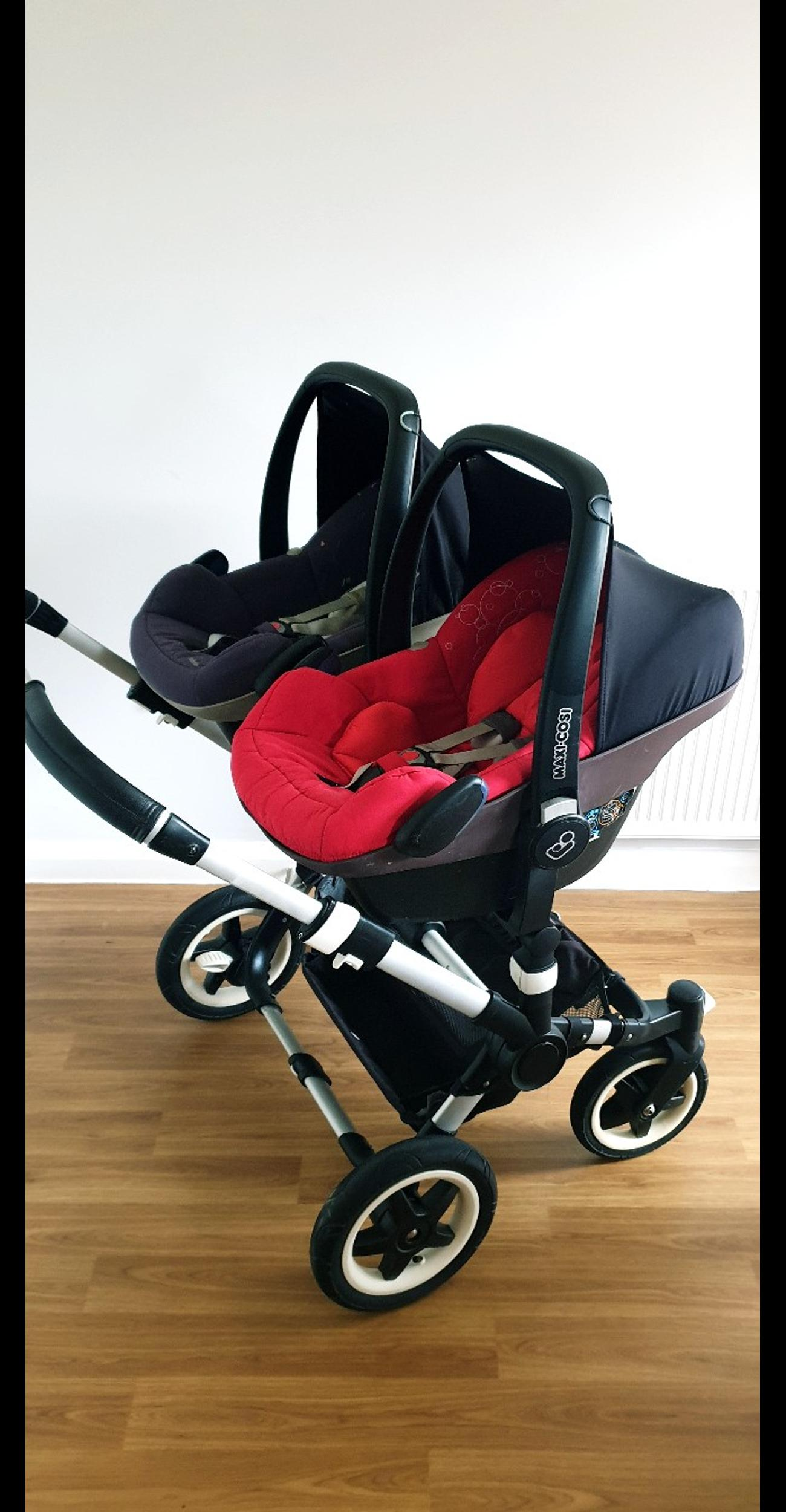 Double Pushchair Bugaboo Bugaboo Donkey Double Pushchair In Ws3 Walsall Für 380 00