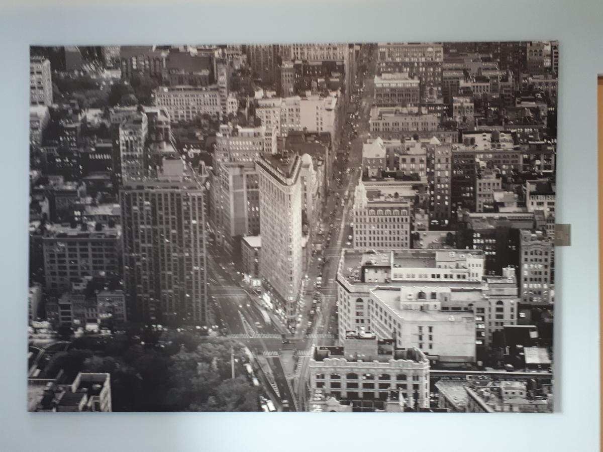 New York Poster Ikea Ikea Xl New York Canvas