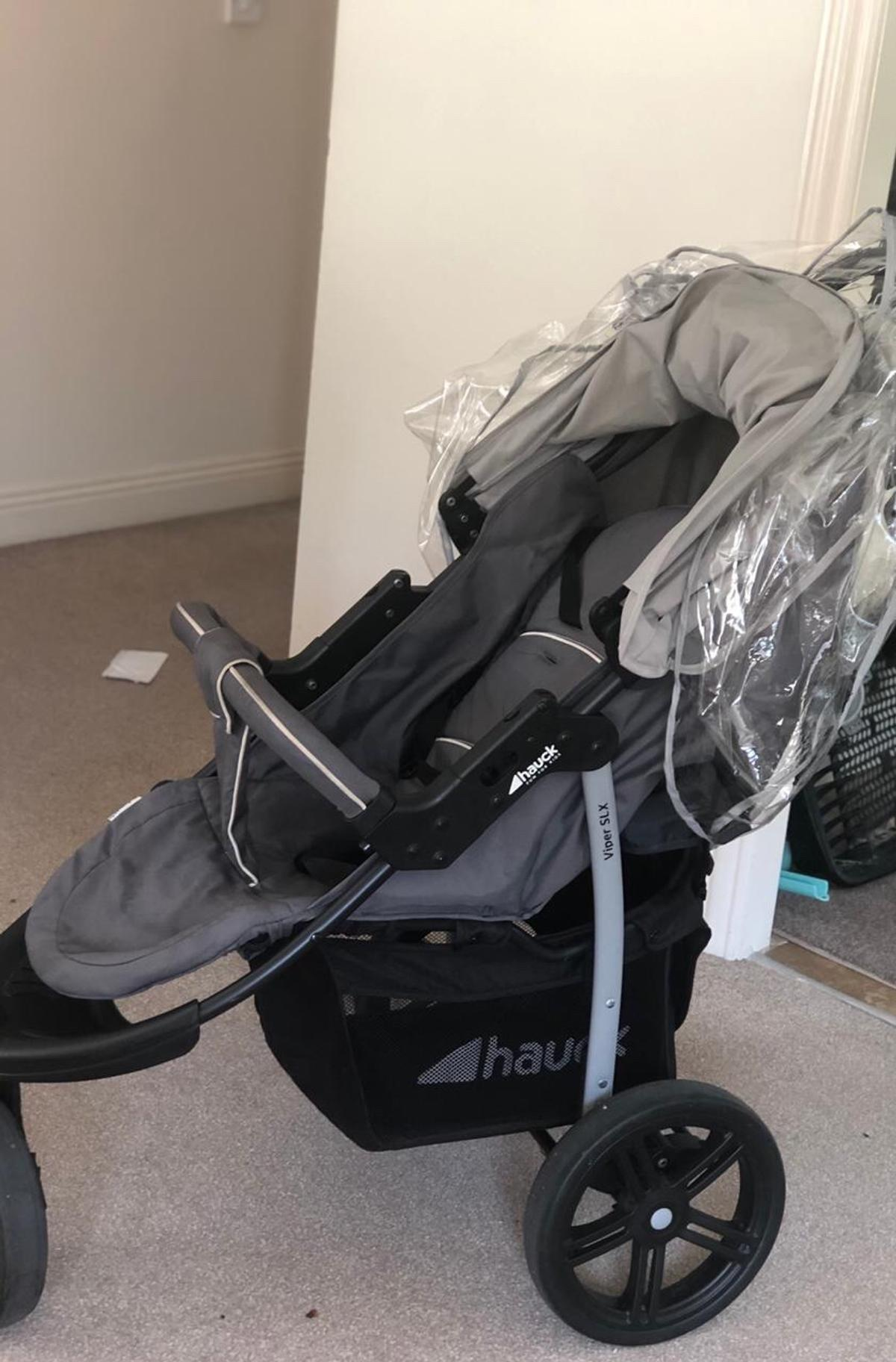 Hauck Shopper Slx Zubehör Hauck Pushchair Viper Slx For Sell In Tf3 Telford For 30 00
