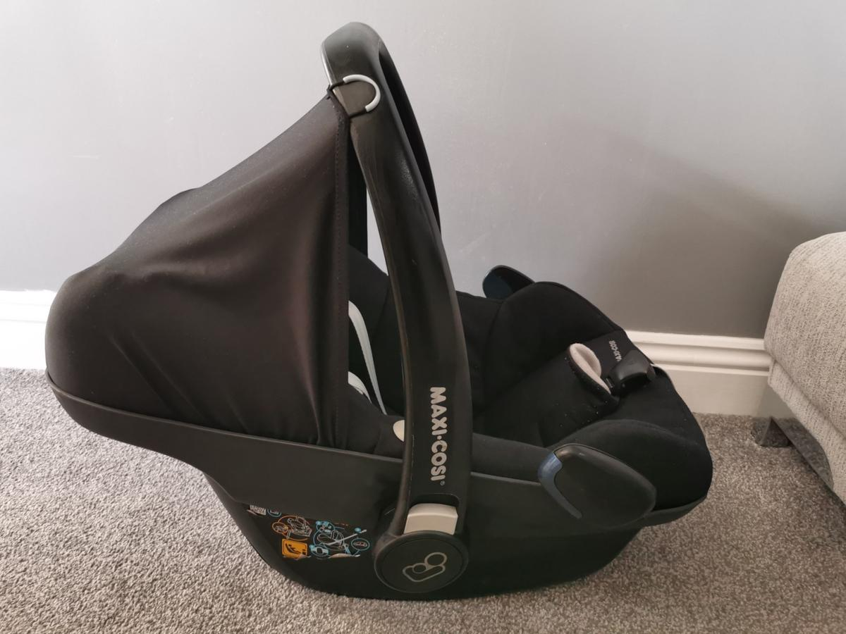 Maxi Cosi Car Seat How To Wash Maxi Cosi Pebble Plus Car Seat Isofix Base In Ne34