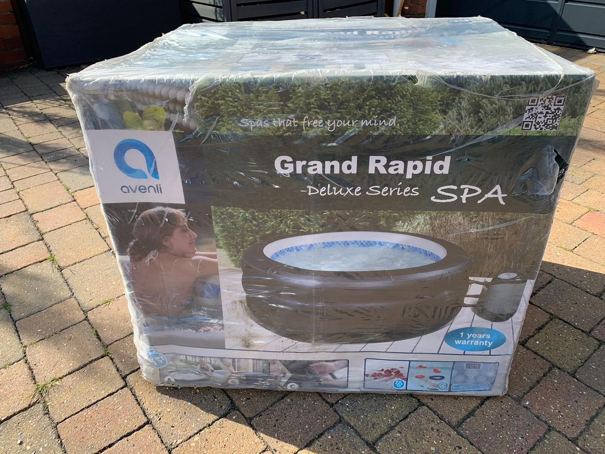 Garten Whirlpool Hot Tub Avenli Canadian Spa 6 Seater Hot Tub New In Po8 Hampshire Für 450