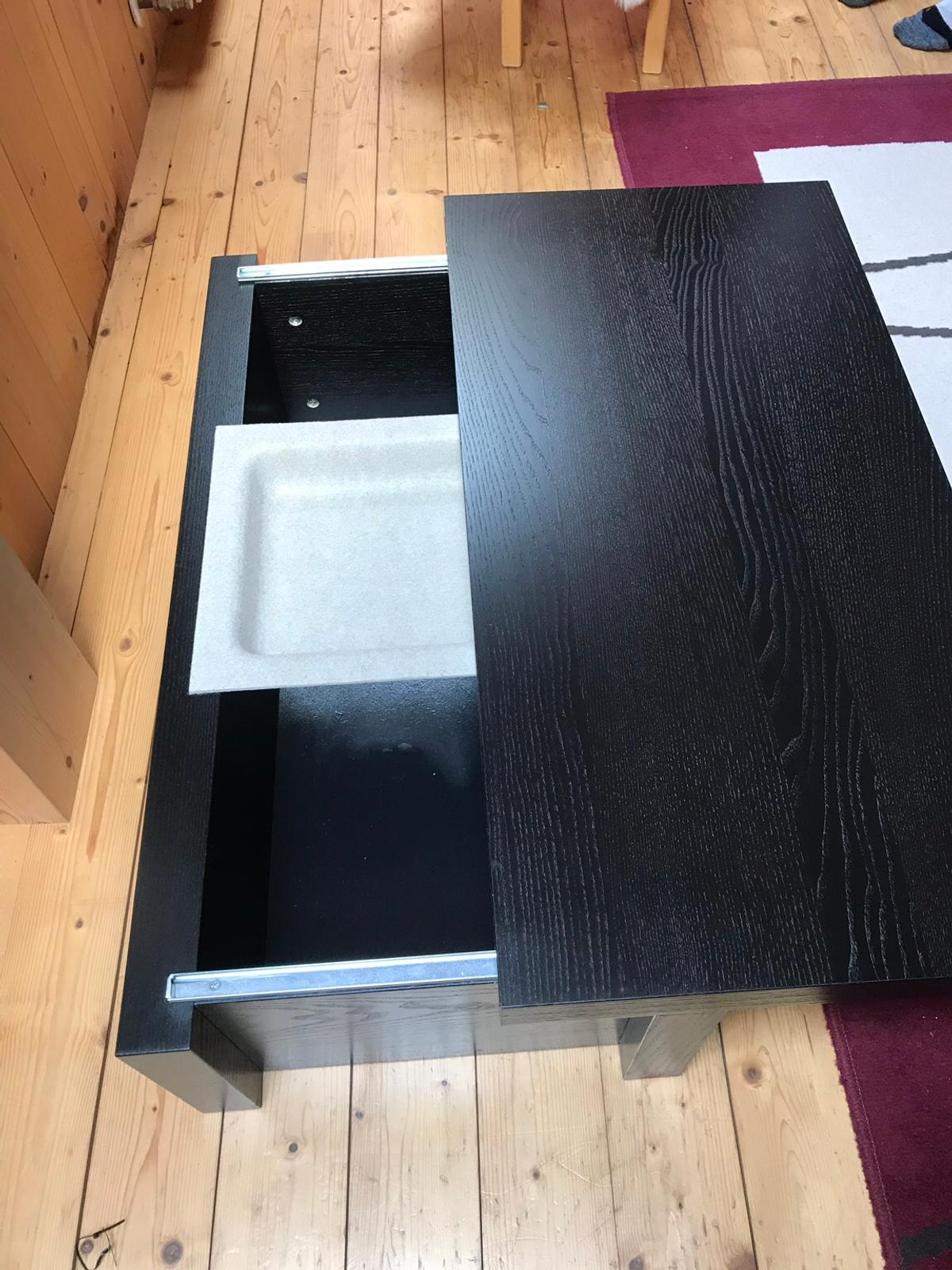 Bank Schwarz Ikea Tv Bank Schwarz In 6881 Mellau For 15 00 For Sale Shpock