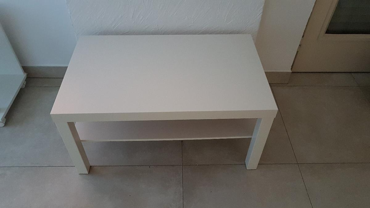 Ikea Lack Couchtisch Weiß 90x55 In 56567 Neuwied For 10 00 For Sale Shpock