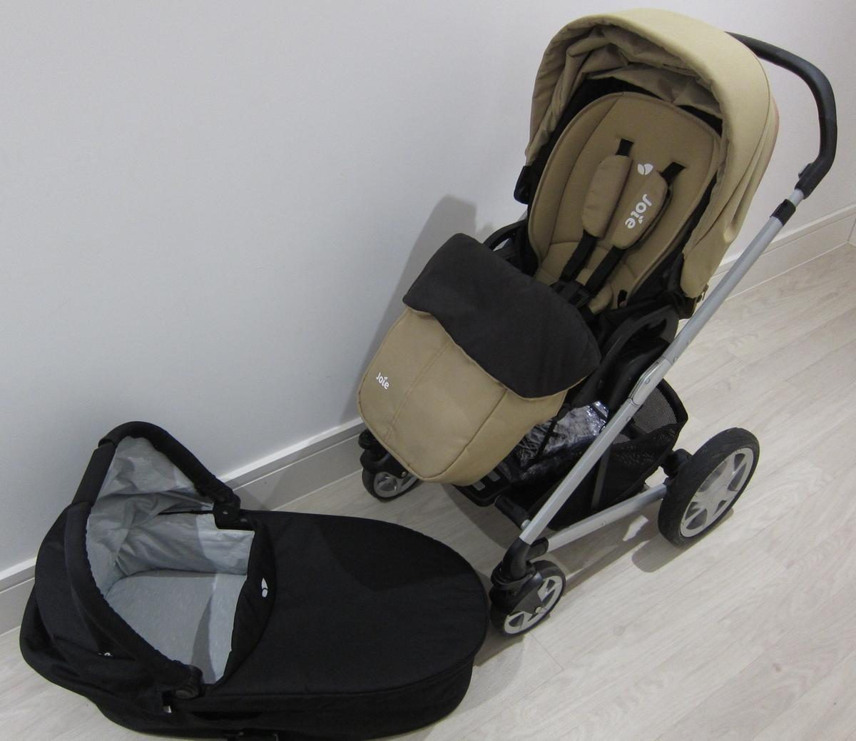 Travel System Joie Chrome Joie Chrome Plus Travel System In E4 London For 149 00 For