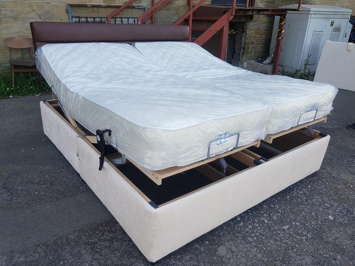 Electric Bed King Size Bed Ex Display Super Kingsize Queensize E