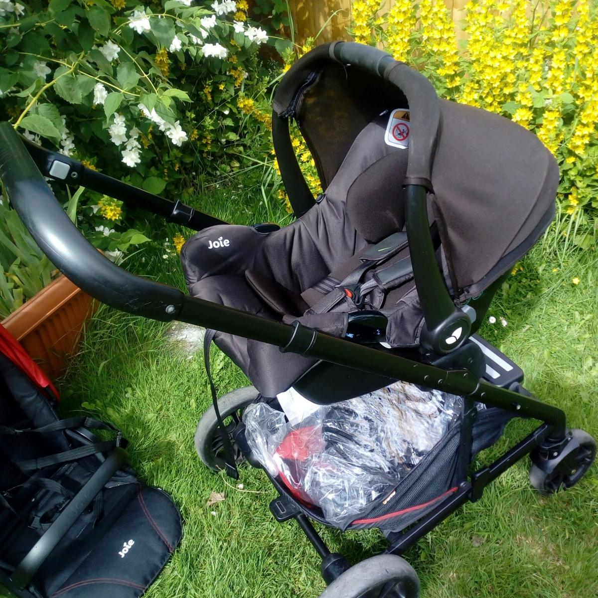 Travel System Joie Chrome Joie Chrome 3 In 1 Travel System In Chester For 170 00 For