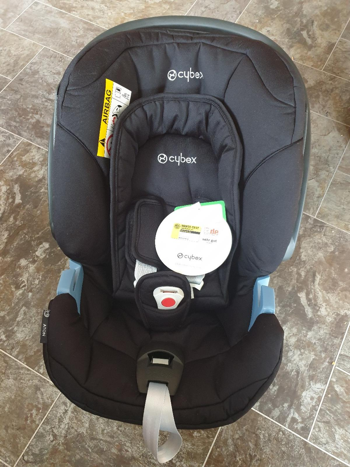 Baby Car Seat Test Baby Car Seat In Worcester For 60 00 For Sale Shpock