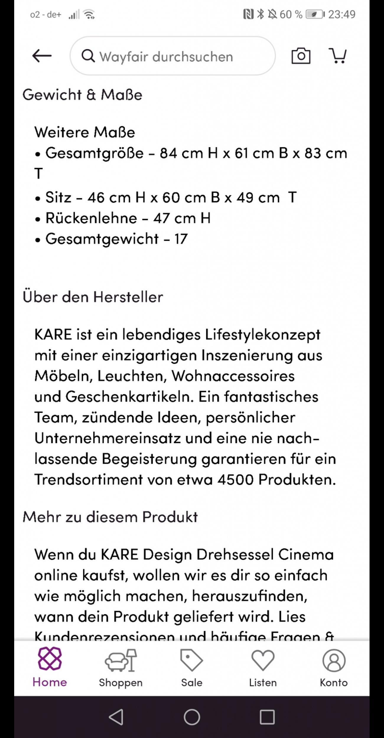 Kare Cinema Sessel In 82049 Pullach Im Isartal For 320 00 For Sale Shpock