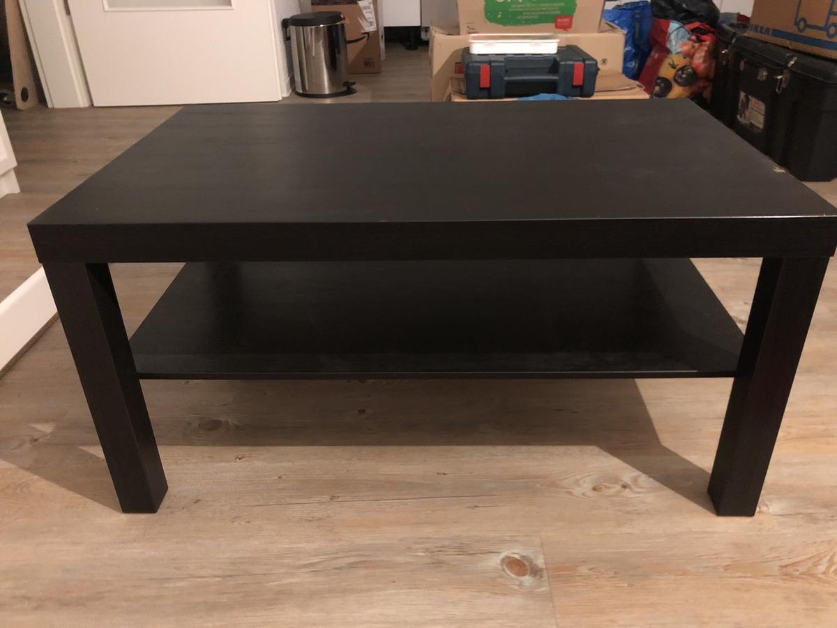 Ikea Lack Couchtisch Schwarzbraun In 18147 Rostock For 5 00 For Sale Shpock
