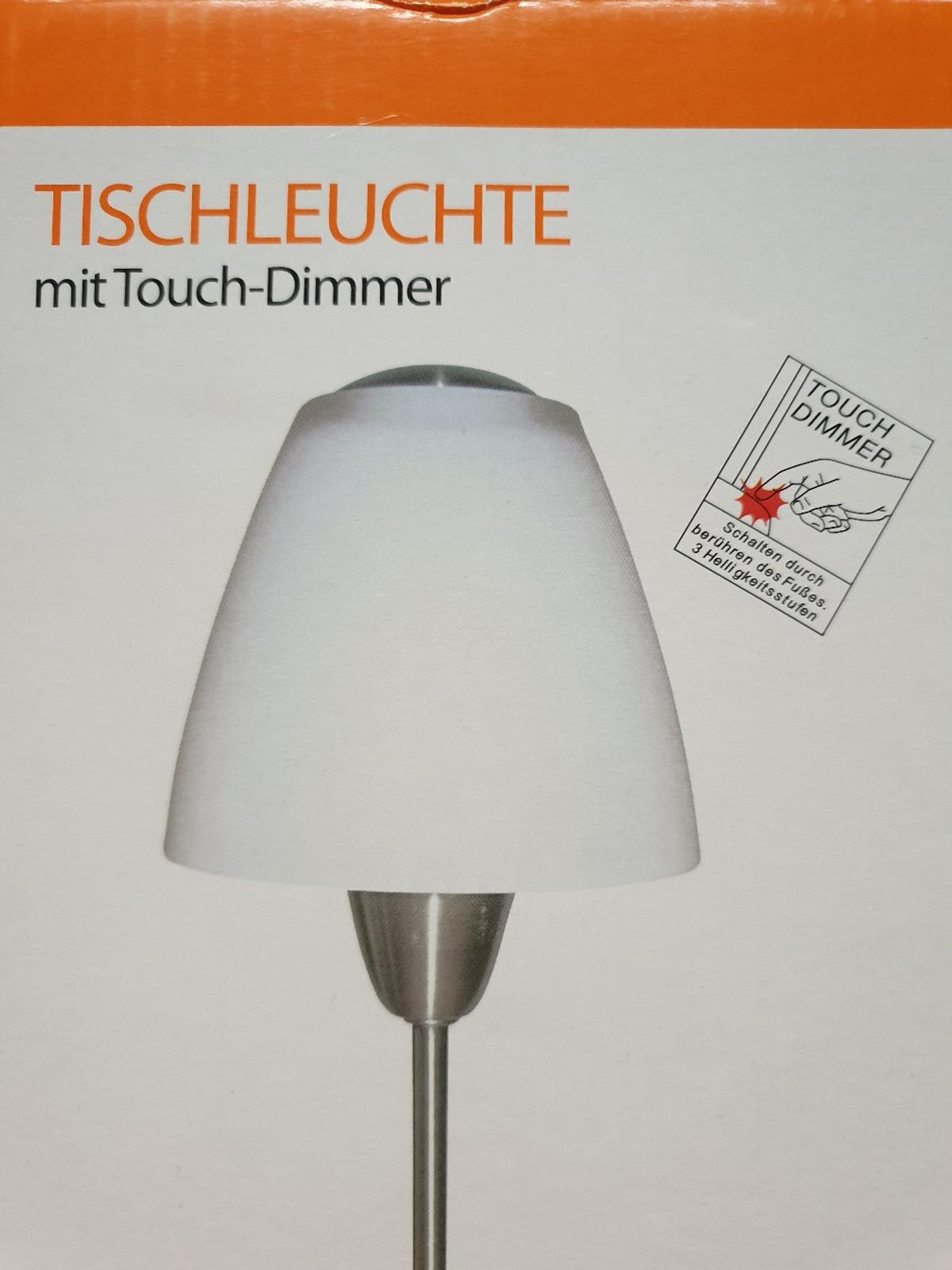 Tischlampe Mit Touch Dimmer In 76344 Eggenstein Leopoldshafen For 8 00 For Sale Shpock
