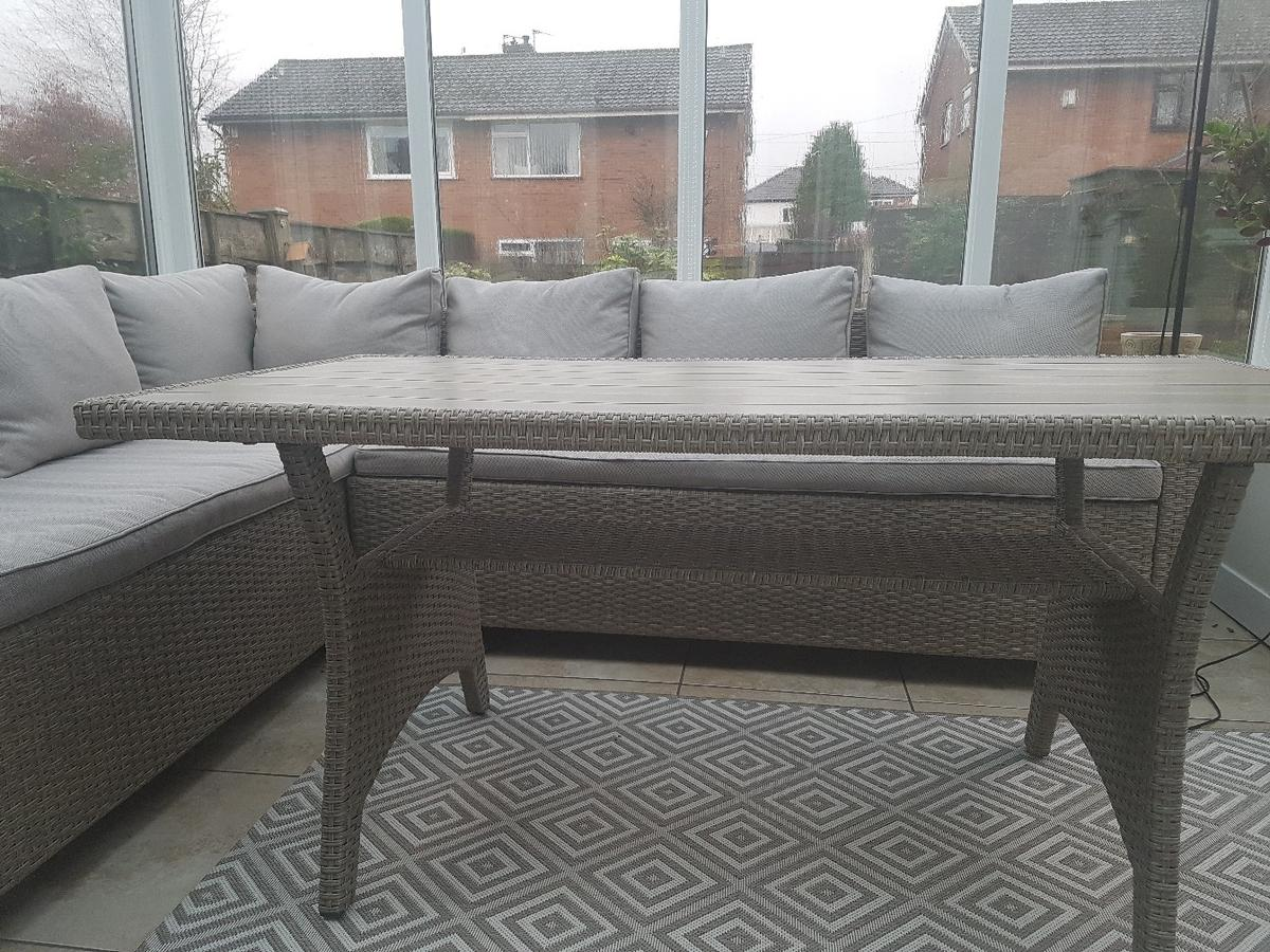 Garden Conservatory Rattan Furniture In Bl0 Bury For 240 00 For - Jysk Loungers