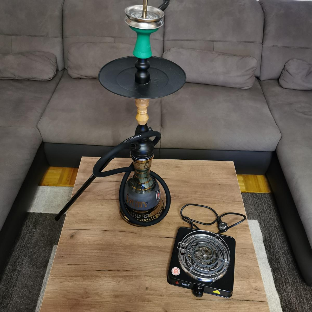 Amy Deluxe Nargila Shisha In 9500 Villach For 120 00 For Sale Shpock