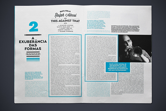 20 Magazine Design Layouts for Your Inspiration Magazine layouts - table of contents template