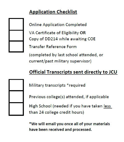 Military Transcripts and DD214 - Veterans Program