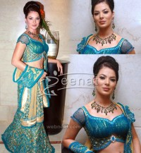 Sweetheart Neck Blouse Design By Archana 33