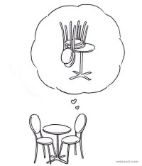 chairlove funny drawings by shanghai tango 23 - Full Image