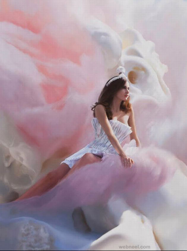 Best 3d Modern Wallpaper Image 25 Stunning Candy And Ice Cream Themed Oil Paintings By