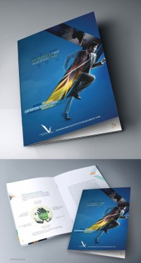 26 Best and Creative Brochure Design Ideas for your ...