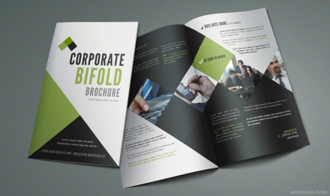 Good Brochure Design Examples - brochure design idea example