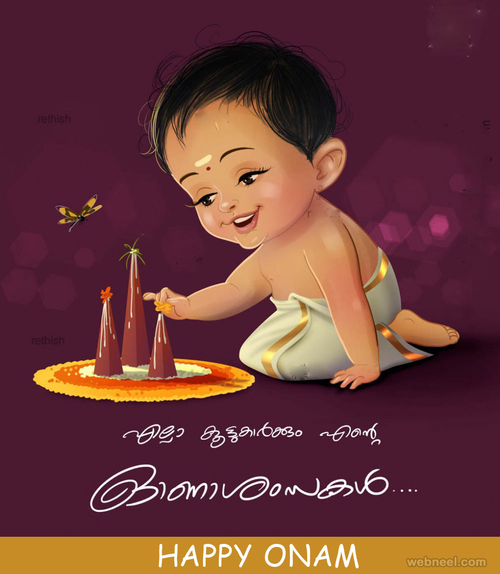 Vishu Hd Wallpapers Onam Wishes Greetings Malayalam 14