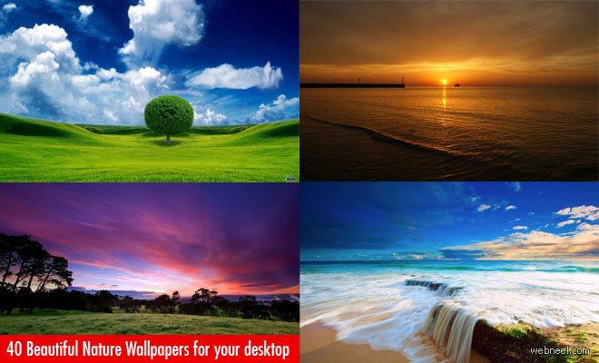 Nechar Wallpaper 3d 50 Beautiful Nature Wallpapers For Your Desktop Mobile And