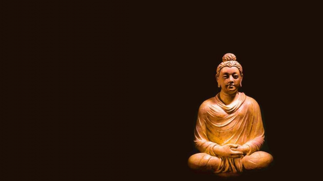 Indian Independence Day 3d Wallpapers Buddha Wallpaper 5 1366 X 768