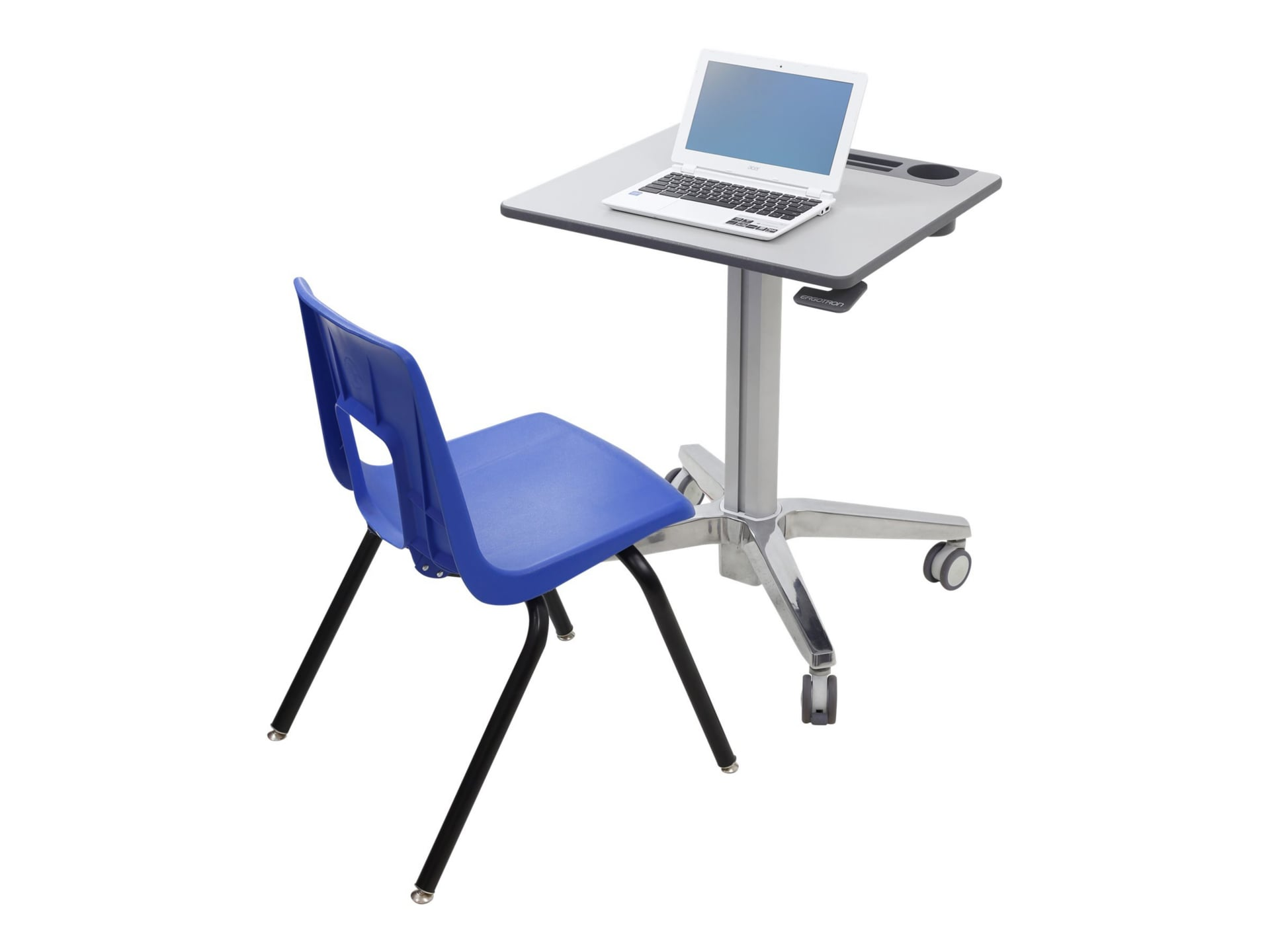 Sit To Stand Desk Ergotron Learnfit Sit Stand Desk Table