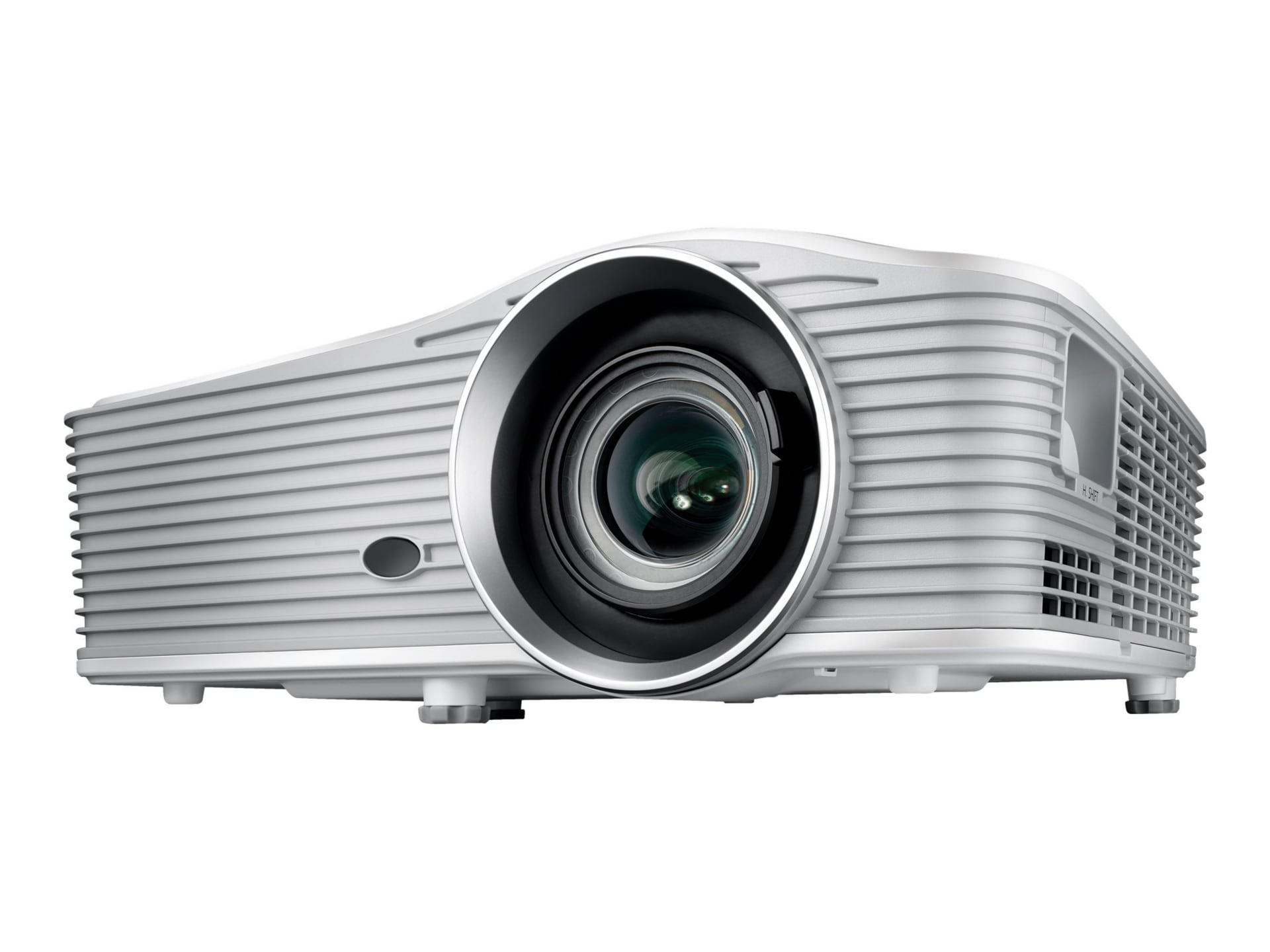 Optoma 3d Optoma Eh515tst Dlp Projector Short Throw Zoom 3d Lan