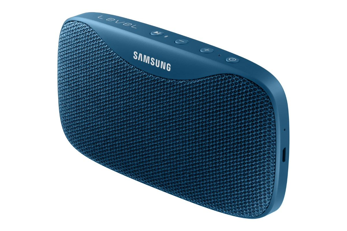 Bluetooth Box Samsung Level Box Slim Bluetooth Speaker Delivers 30 Hours