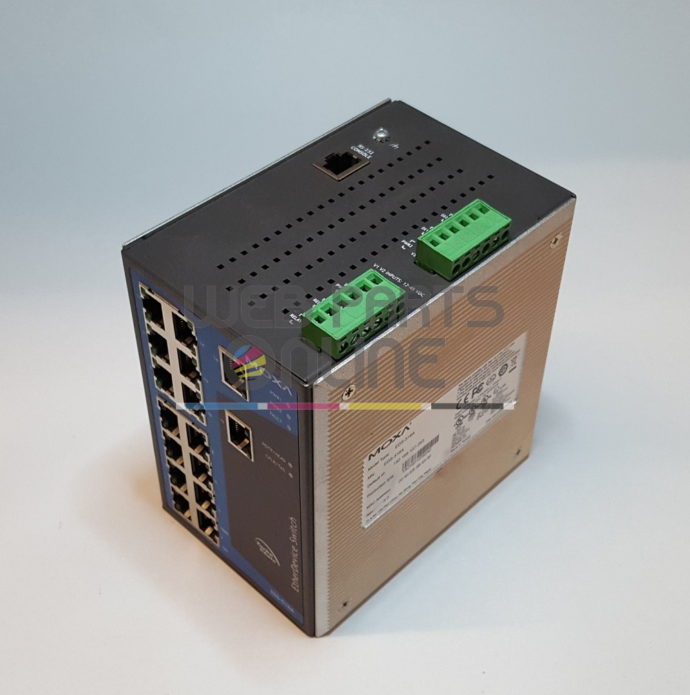 Moxa Switch Moxa Eds 516a Managed Ethernet Switch