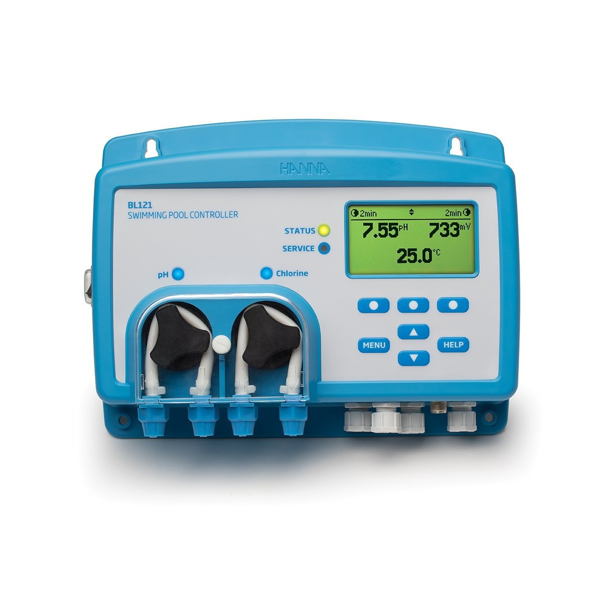 Zwembad Ph Plus Of Min Security Pool Plus Dosing Unit Ph And Redox Webshop