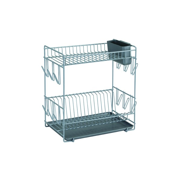 Tiger Items Rvs Grey Plate Rack Online